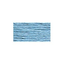 0140 Copen Blue Light Anchor 6-Strand Embroidery Floss 8.75yd